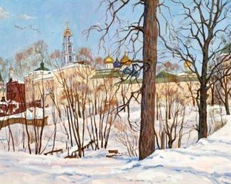 1983 Ilya Glazunov Zagorsk