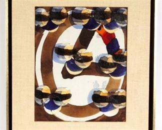 Carl Fredrik Reutersward 1962 Game Composition