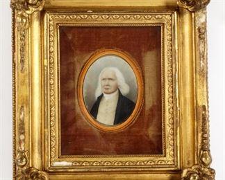 James Ramsier Miniature Painting Adcock Hobson