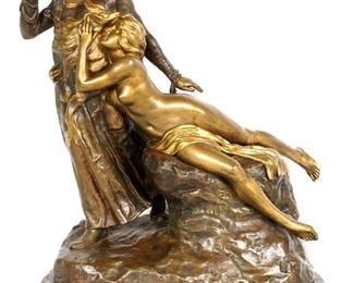 Louis Chalon Tannhauser Bronze