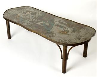 Philip Kelvin Laverne Special Chan Coffee Table