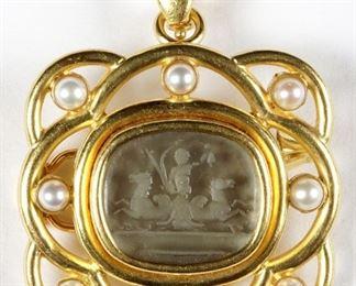 Elizabeth Locke Jewelry