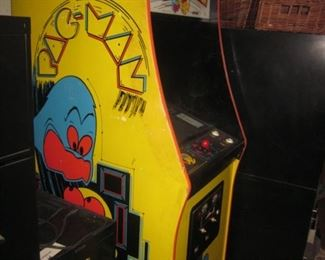 Pac -Man By Midway A Bally Co. Arcade Machine