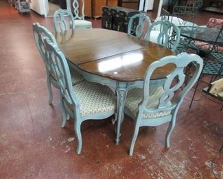 French Style Dining Table/6