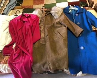 clothing womens coats