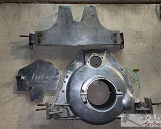 94-Harman Marine Engine Components 3 Parts for Harman Marine 460 Ford Motor In Jet Boat