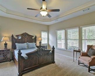 henredron master bedroom suite