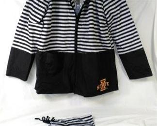 Iowa State Rain jacket
