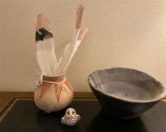 Acoma N.M. pottery