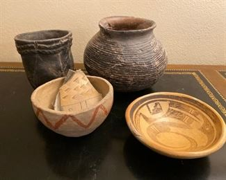 Pottery and Shards