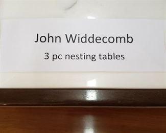 John Widdecomb