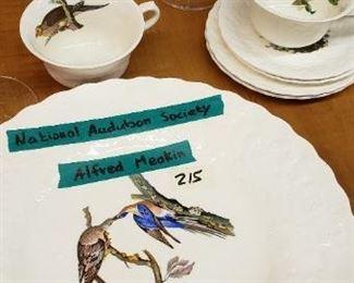National Audubon Society Alfred Meakin Birds of America
