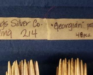 Jennings Silver Co Sterling