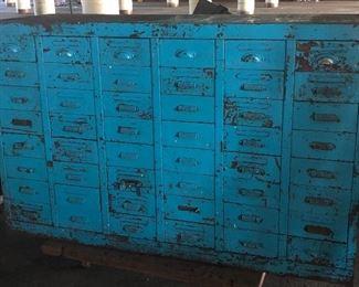 Keystone Foundry Typeset Cabinet