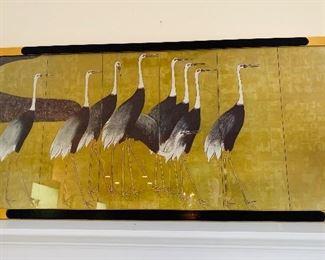 Oriental Framed Art