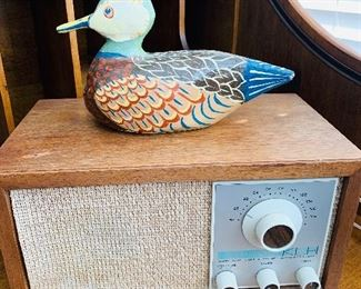 KLH Radios/ One of two