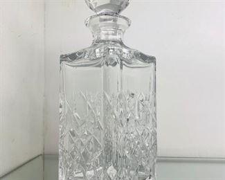 Tiffany Crystal Decanter