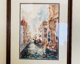 Miscellaneous Art, Watercolors, Oil, Canvas