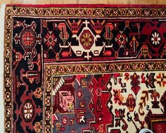Hand Woven, Hand Knotted, Iranian and Turkish Area Rugs, Various sizes