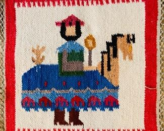Hand woven Tapestries