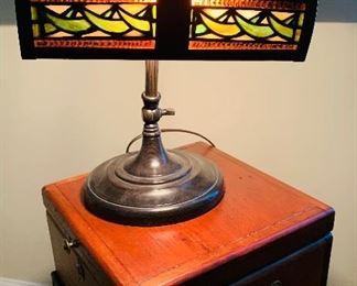 Desk Lamp, Accents
