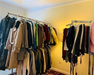 Men's Clothing, Sweater's and Outer wear, M-L,