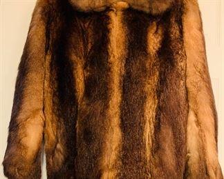 Women's Fur, W M Harris