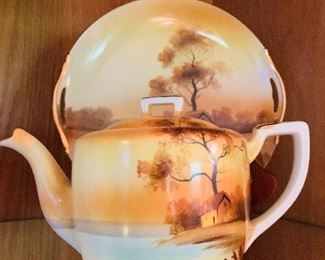 Porcelain Tea Sets, Noritake