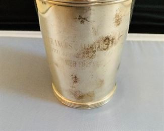 Sterling Commemorative Cup
