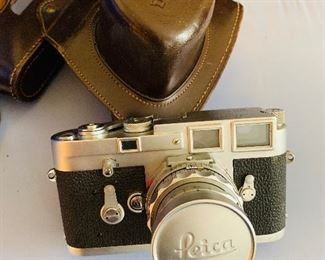 Leica Vintage Camera and accessories