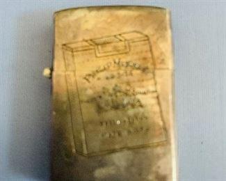 Phillip Morris Sterling Lighter