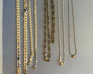 Sterling Necklaces