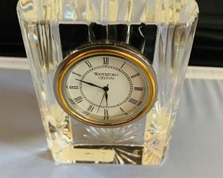Waterford Table/Accent Clock