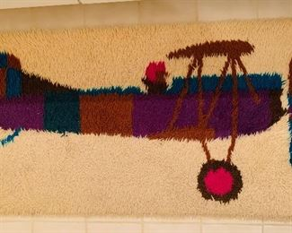 Accent Rugs, Airplane Decor