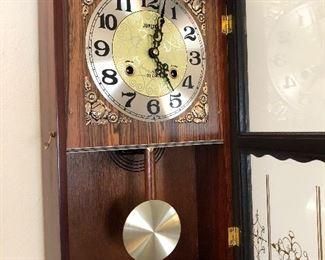 5Jupiter 31 day wall clock $30.00