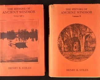 Stiles reprint History of Ancient Windsor.