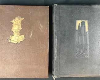 Rensselaer Polytechnic Institute (RPI) 1931 & 1932 Yearbooks
