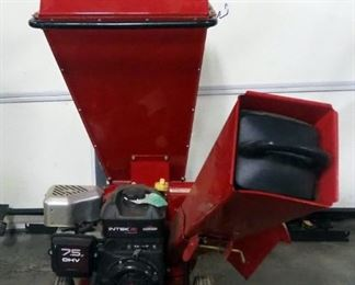 """Craftsman 3"""" Chipping Capacity Chipper, With Briggs And Stratton Engine, 7.5 HP"""