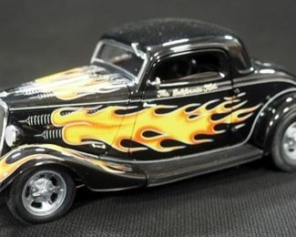 """Danbury Mint Ford """"The California Kid"""" Limited Edition SN# 2704"""