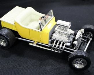 Collection Of Street/Hot Rod Diecast Cars
