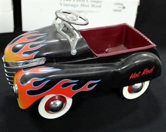 Collection Of Hot Rod Cars And More