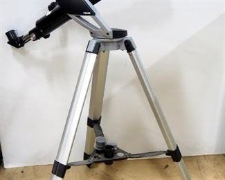 Meade Polaris NG-Series Telescope On Tripod With Manual, Never Used