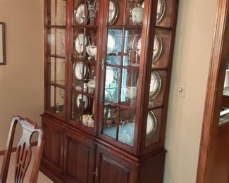 Formal China Cabinet