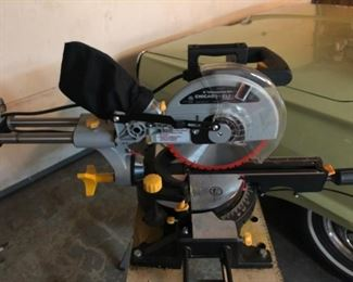 "10"" Compound Slide Miter Saw - NEW"