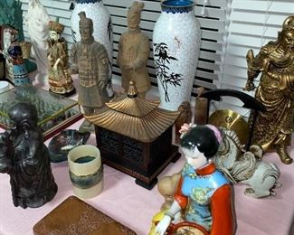 ASIAN HOME DECORATIONS