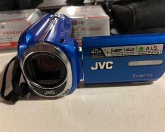 JVC EVERIO DIGITAL CAMCORDER