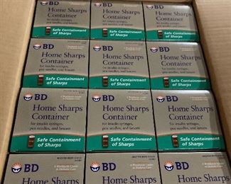 BD HOME SHARPS CONTAINERS