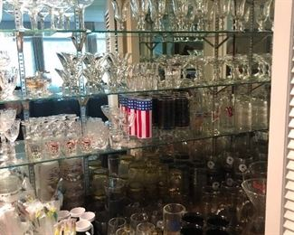 Tons of vintage bar ware/accessories etc.