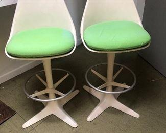 Mid Century 1960's Bar stools