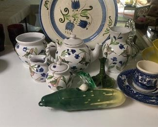 Italian Tea set